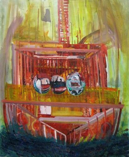 Lauren Britton-Sinking Ship